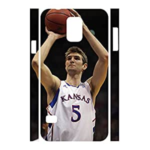 Deluxe Hard Plastic Basketball Player Phone Shell Skin for Samsung Galaxy S5 I9600 Case