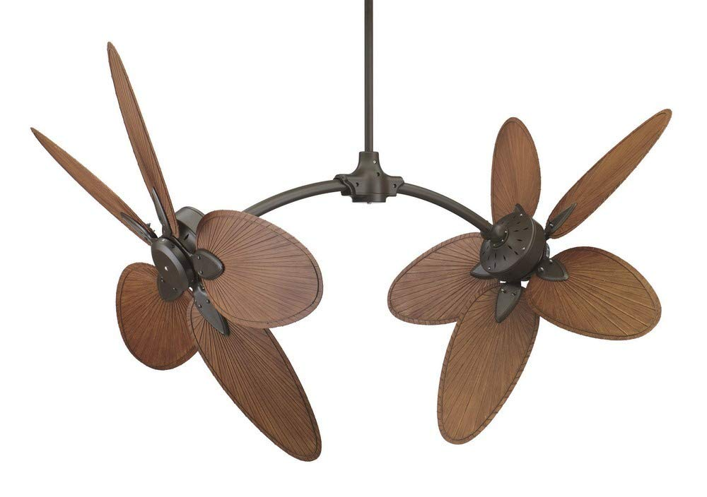 Fanimation Fans FP7000OB Caruso - Ceiling Fan (Motor Only), Oil Rubbed Bronze Finish