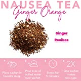 Pink Stork Morning Sickness Tea: Ginger Orange