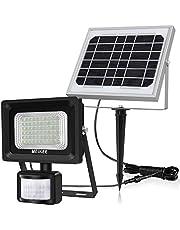 MEIKEE Solar Lights with Motion Sensor