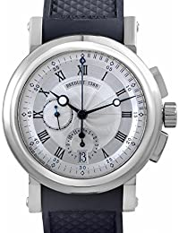 Marine automatic-self-wind male Watch 5827BB/12/5ZU (Certified Pre. Breguet