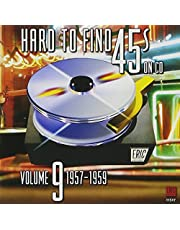 Hard To Find 45S On Cd Vol.9 1957-1960