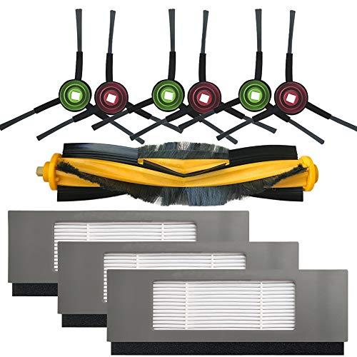 kit accesorios aspiradora robot Ecovacs Deebot Ozmo 920 950