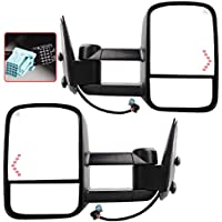 YITAMOTOR Chevy Towing Mirrors Chevrolet Silverado Side Mirror