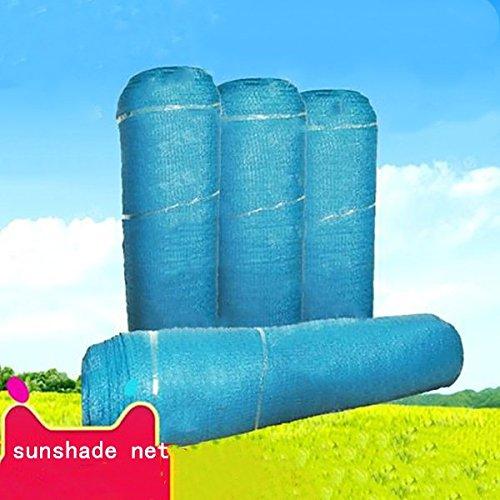 KOKR Sonnensegel Rechteckig Quadratisch   Wasserfest und UV Schattierungsnetz,6M50M