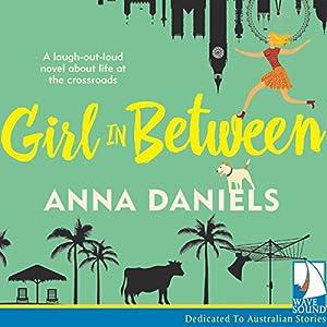 Girl in Between Audiobook