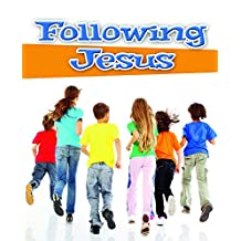 Following Jesus Discipleship Booklet - Package of 20: SonSpark Labs