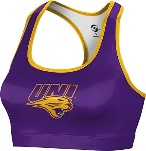 ProSphere Women's University of Northern Iowa Crisscross Sports Bra