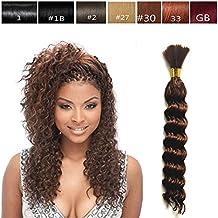 Amazon.com: micro braiding human hair