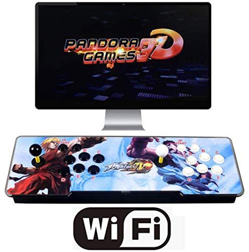 3D Pandora Games Arcade