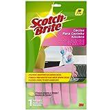 Luva para Cozinha Scotch-Brite Rosa - Tam: M