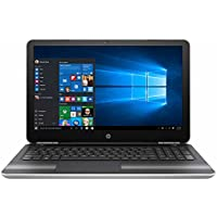 HP Pavilion 15t Touchscreen Gaming Edition 15.6-Inch Full HD Laptop - Intel Core i7-7500U, 256GB SSD + 1 TB HDD, 16GB DDR4 Memory, NVIDIA GeForce 940MX 2GB Graphics, DVD Burner, Windows 10