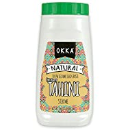 Okka 100% Natural Ground Sesame Tahini, (32 oz)