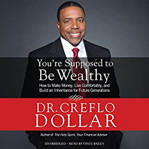 You're Supposed to Be Wealthy Audiobook