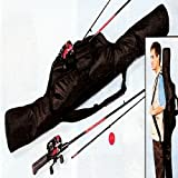 """FISHING ROD CARRY CASE (EXPANDS TO 49"""")"""