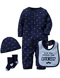 Carter's Baby Boys' Romper Set (Baby)