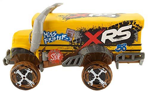 Disney Pixar Cars XRS Mud Racing Miss Fritter