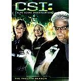 Csi: Crime Scene Investigation: The Twelfth Season