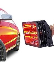 DATOUBOSS 1000W Car Paint Curing Drying Lamp Car Body Infrared Paint Lamp Handheld Halogen Heater Light Shortwave Infrared Lamp 110V