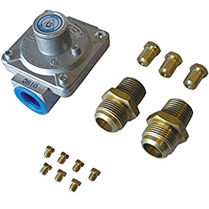 Natural Gas Regulator For Grill