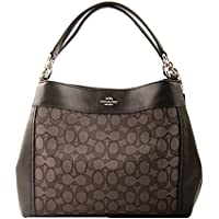 COACH Small Lexy Shoulder Bag in Signature Jacquard