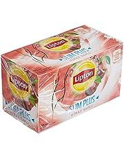 Lipton Slim Plus Kiraz Saplı Bardak Poşet Bitki Çayı, 20'Li