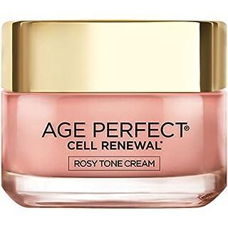 L'Oréal Paris Age Perfect Cell Renewal* Rosy Tone Moisturizer, 1.7 oz 2 Pack