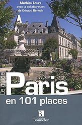 Paris en 101 places