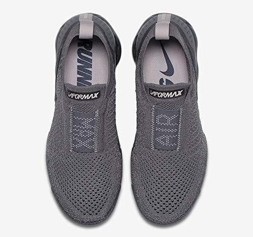 ff9b222998 Amazon.com | Nike Women's Air Vapormax Flyknit Moc 2 Gunsmoke/Blackened Blue  Size 9.5 US | Road Running