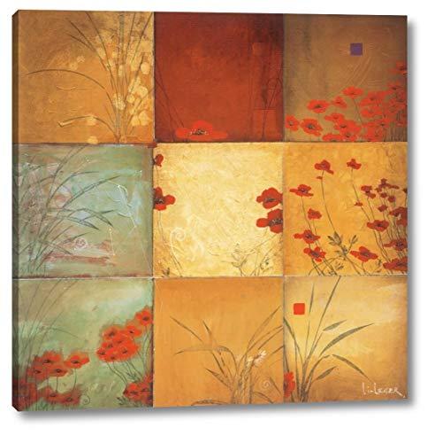 Poppy Nine Patch by Don Li-Leger - 40