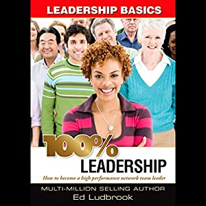 100% Leadership Audiobook