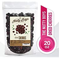 "Dried Tart Cherries ""20oz"" Montmorency Variety, High in Antioxidants, Fresh and Plump,"