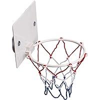 Garneck 1 Juego de Aro de Baloncesto Colgante