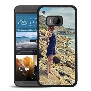 New Custom Designed Cover Case For HTC ONE M9 With Sierra Love Girl Mobile Wallpaper(1).jpg