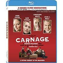 Carnage [Blu-ray] (2011)