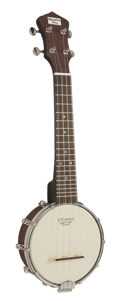 Recording King RK-U25-BR Madison Banjo Ukulele The Music Link (AXL)