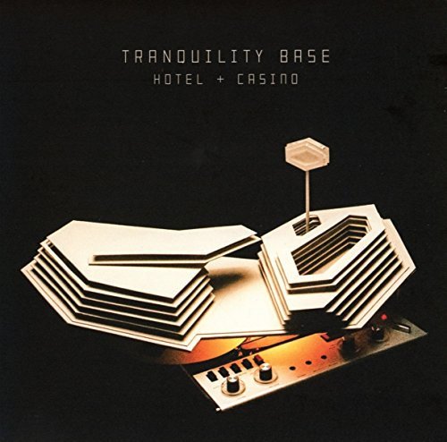 Top 10 recommendation arctic monkeys cd tranquility