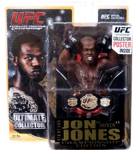 "Jon ""bones"" Jones Championship Edition - Round 5 Ufc for sale  Delivered anywhere in USA"
