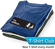 The Office T-Shirt Club Subscription – Men – Small