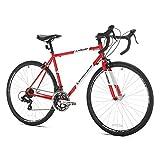 Giordano Libero Acciao Road Bike, /63cm Frame