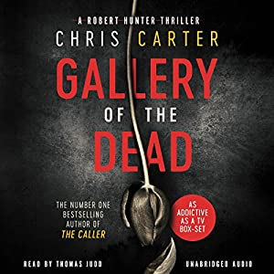 Gallery of the Dead Audiobook
