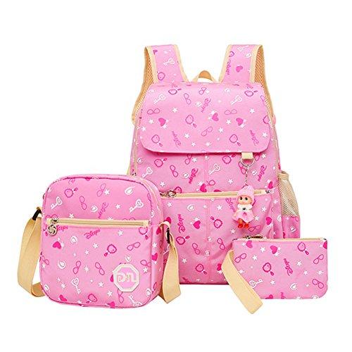 MIUCOO Polka School Backpack Handbag product image