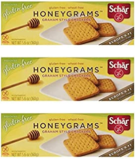 Amazon.com: Schar Honeygrams Gluten Free -- 5.6 oz Each ...