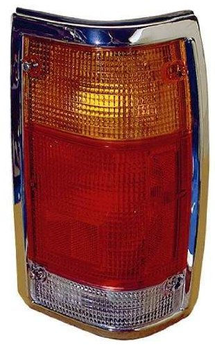 Depo 316-1903R-AS1 Mazda Pickup Passenger Side Replacement Taillight Assembly