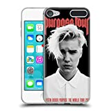 Official Justin Bieber Purpose Poster Tour Merchandise Soft Gel Case for Apple iPod Touch 6G 6th Gen