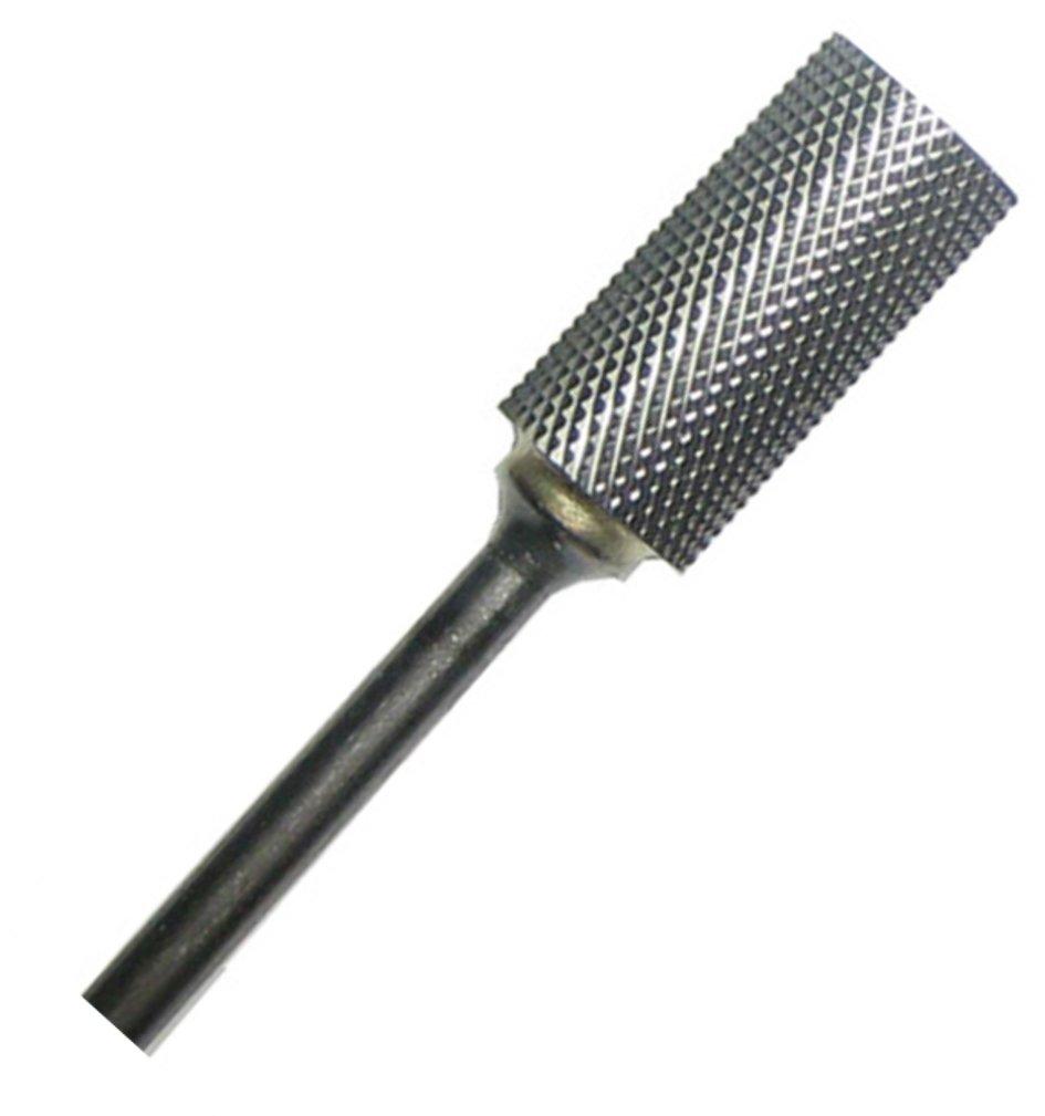 Carbide Ring Bur 3/8'' Head Diameter X 3/4'' Head Length X 1/8'' Shank Fine