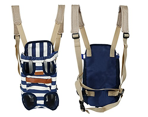 COODIA-Legs-Out-Front-Pet-Dog-Carrier-Front-Chest-Backpack-Pet-Cat-Puppy-Tote-Holder-Bag-Sling-Outdoor-L-Blue