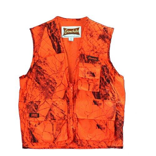 Gamehide Sneaker Vest, Naked North Blaze Camo - Gamehide Camo