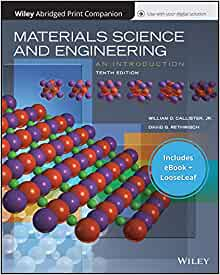 Best book of material science