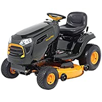 """Poulan Pro 960420196 46"""" 15.7HP Briggs and Stratton Automatic Gas Front-Engine Riding Mower by Poulan Pro"""